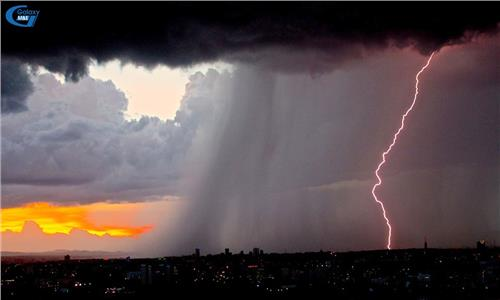 The formation of lightning and the impact lightning has on electromechanical works