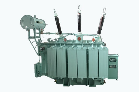 GIS switchgear is insulated by SF6 gas