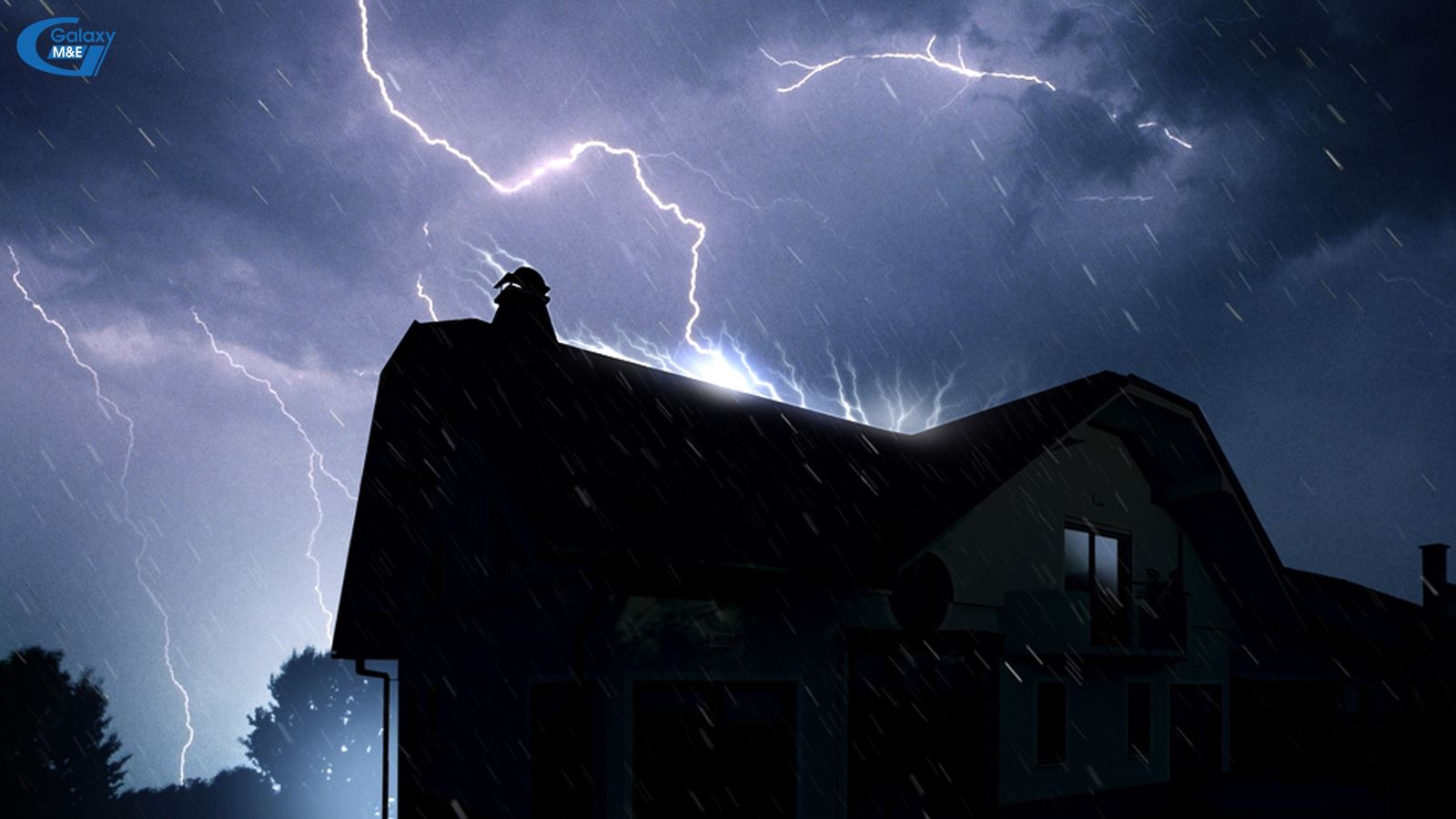 If you do not pay attention to the lightning protection system, it is likely that one day the equipment in your house will burn out.