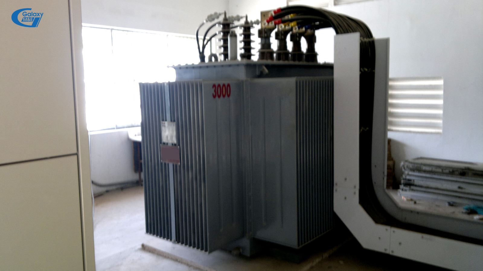 The air outlet of transformer room must have a system to prevent organisms outside the living environment from entering.