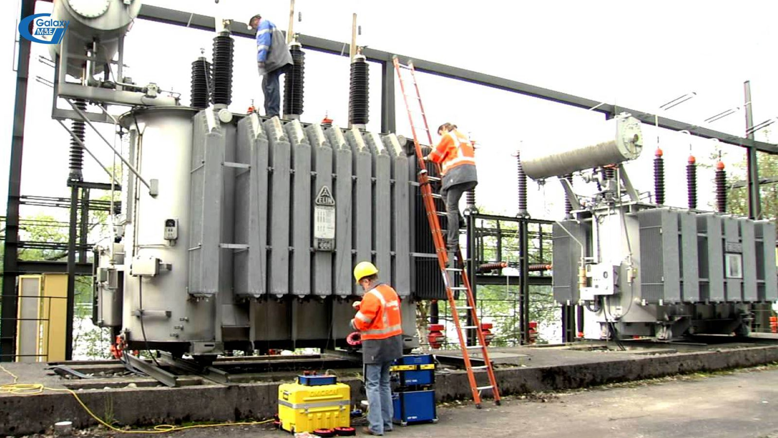 It is necessary to strictly follow the inspection process of transformers, lines and load devices.